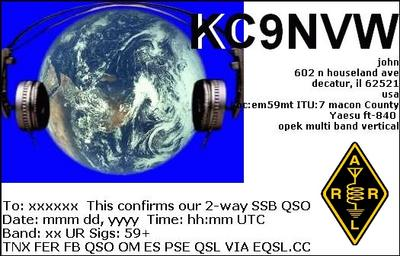 Primary Image for KC9NVW