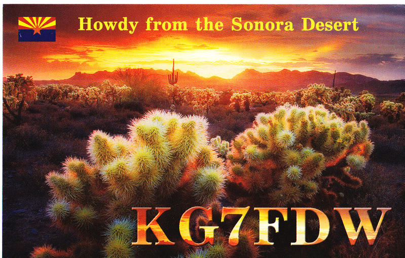 Primary Image for KG7FDW