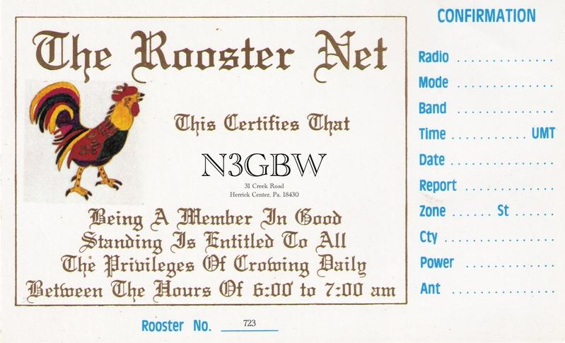Primary Image for N3GBW