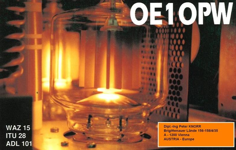 Primary Image for OE1OPW