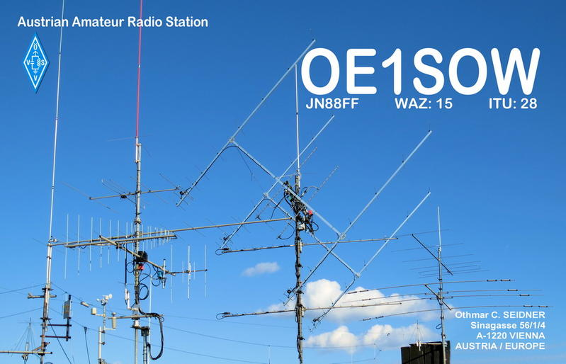 Primary Image for OE1SOW