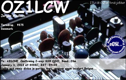 Primary Image for OZ1LCW