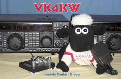 Primary Image for VK4KW