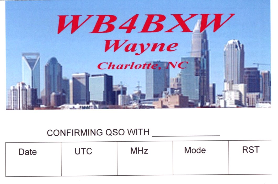 Primary Image for WB4BXW