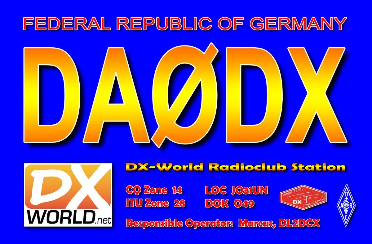 Primary Image for DA0DX