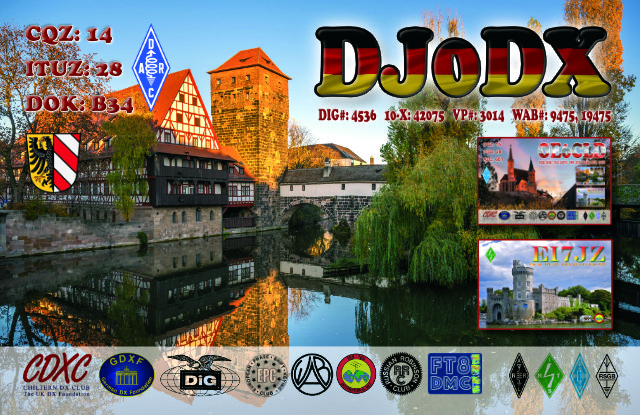 Primary Image for DJ0DX