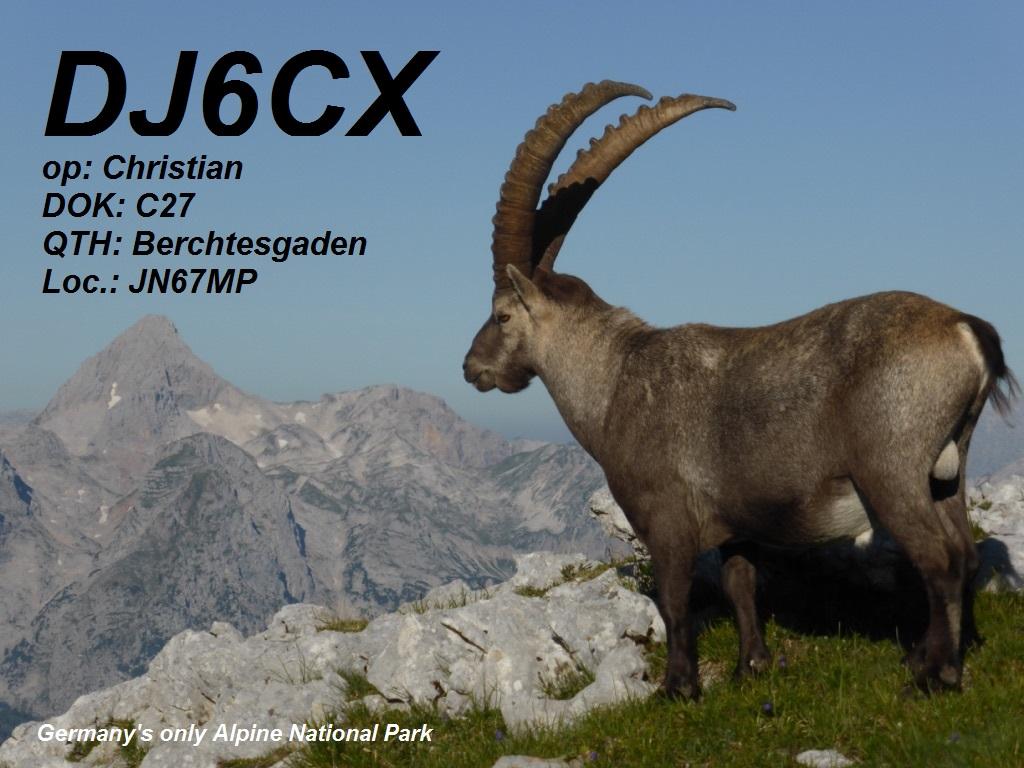 Primary Image for DJ6CX