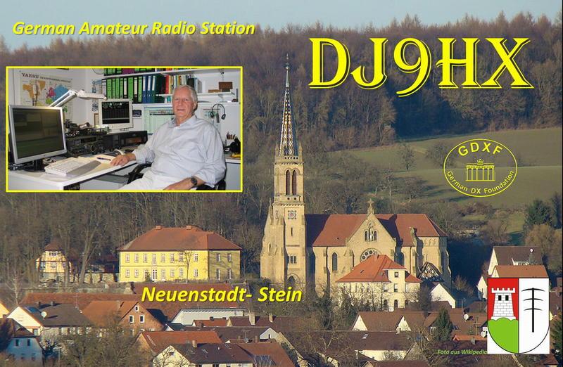 Primary Image for DJ9HX