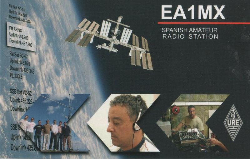 Primary Image for EA1MX