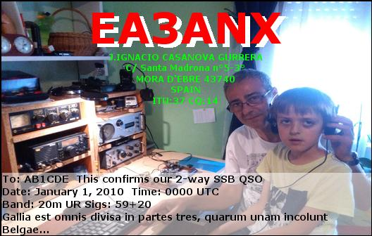 Primary Image for EA3ANX