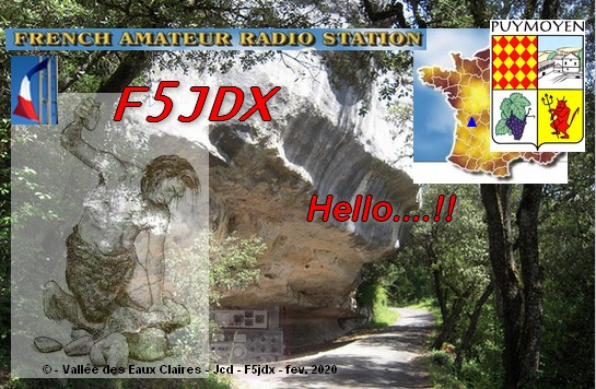 Primary Image for F5JDX