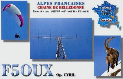 Primary Image for F5OUX
