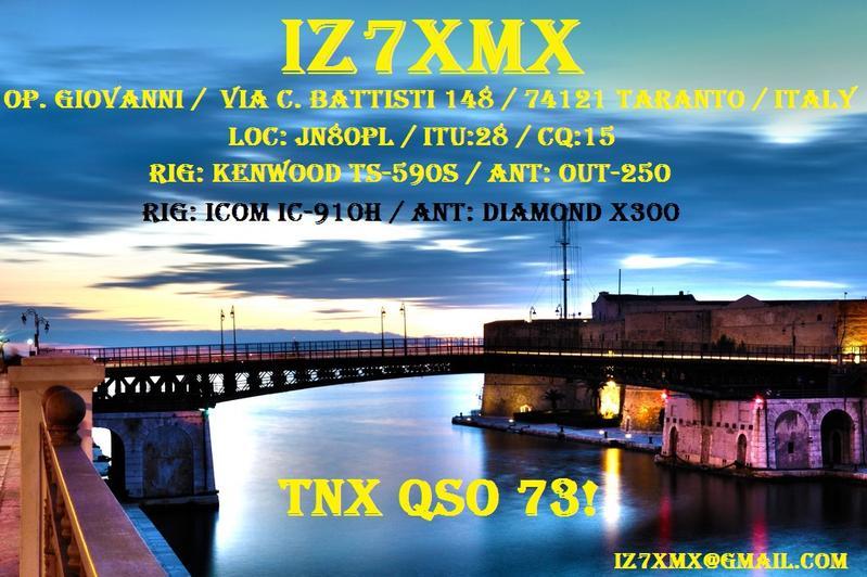 Primary Image for IZ7XMX