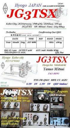 Primary Image for JG3TSX