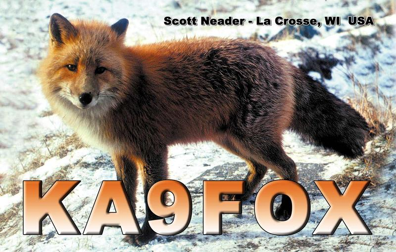 Primary Image for KA9FOX