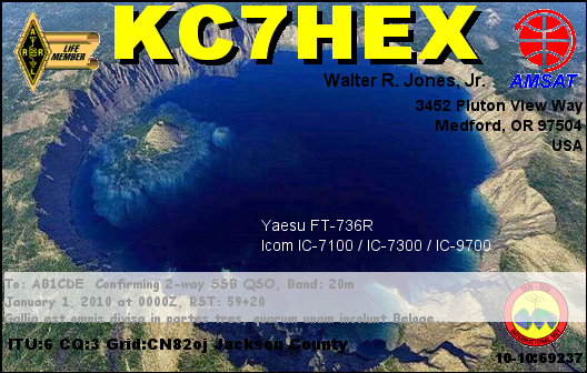 Primary Image for KC7HEX