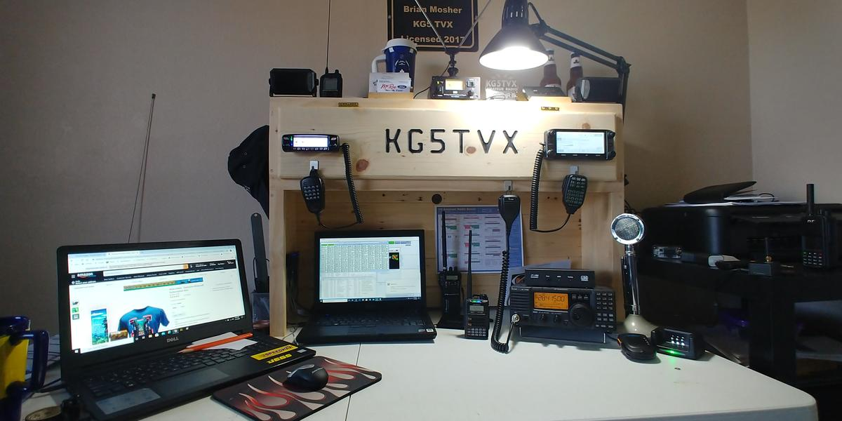 Primary Image for KG5TVX