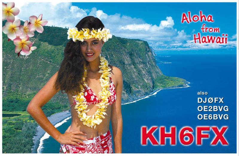 Primary Image for KH6FX