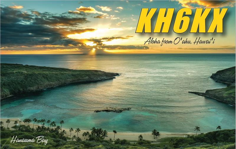 Primary Image for KH6KX