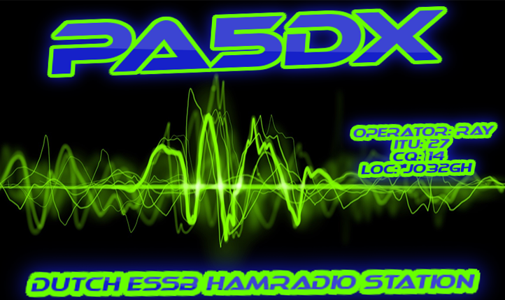 Primary Image for PA5DX