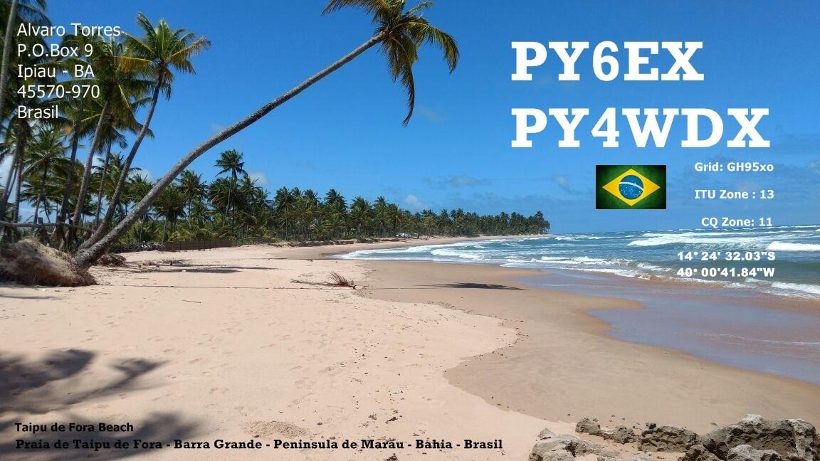 Primary Image for PY4WDX