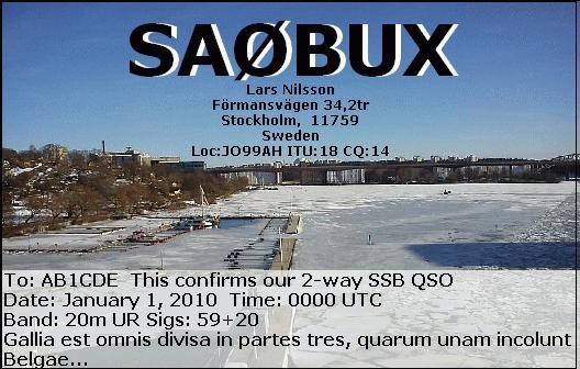 Primary Image for SA0BUX