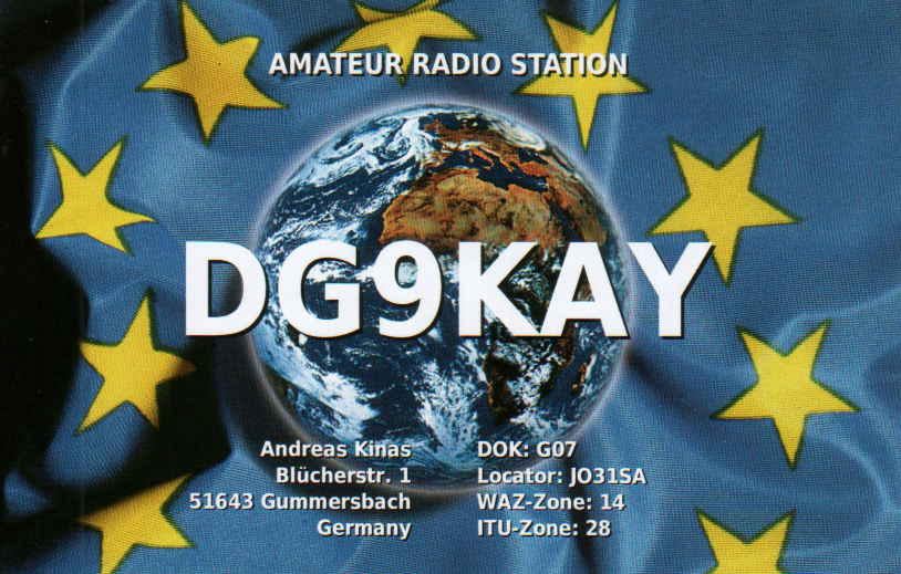 Primary Image for DG9KAY