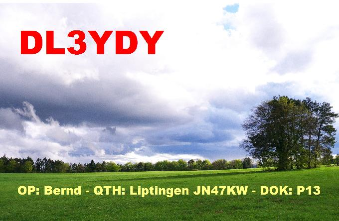Primary Image for DL3YDY