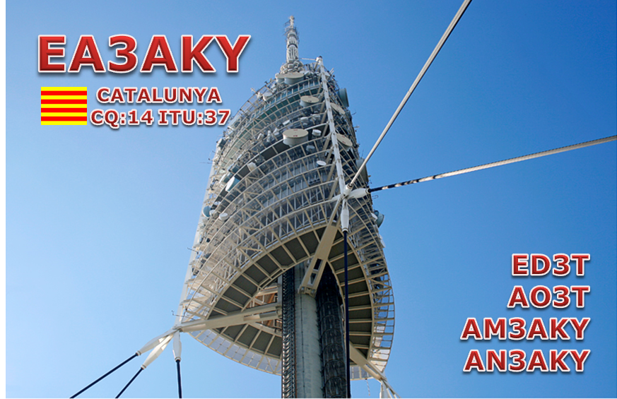 Primary Image for EA3AKY