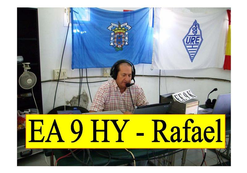 Primary Image for EA9HY