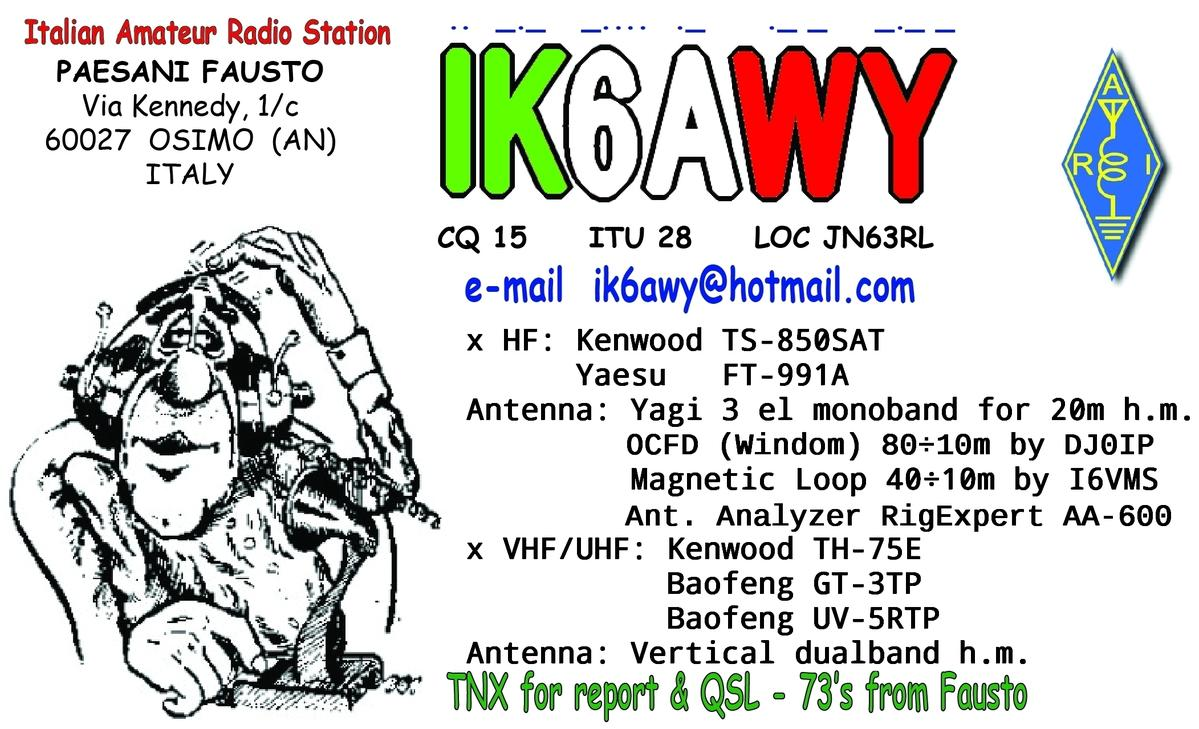 Primary Image for IK6AWY