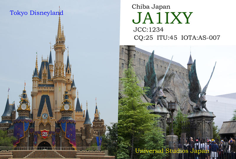 Primary Image for JA1IXY