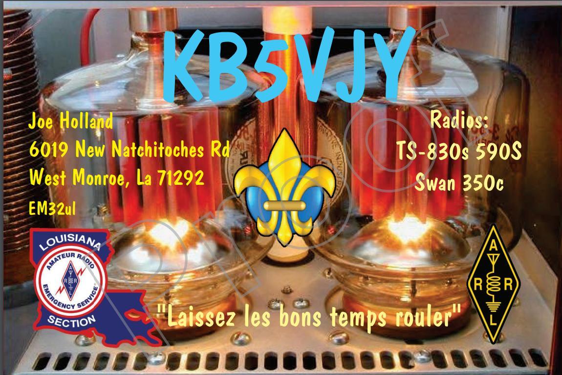 Primary Image for KB5VJY