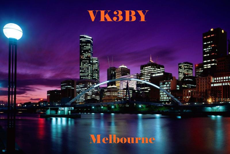 Primary Image for VK3BY