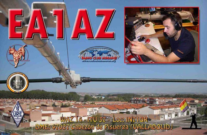 Primary Image for EA1AZ