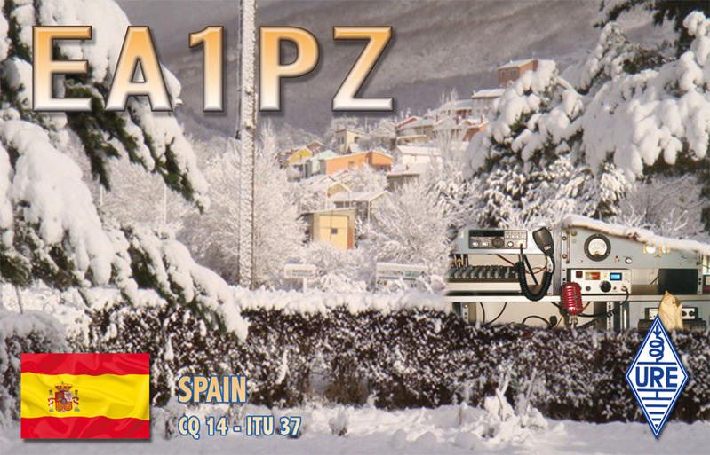 Primary Image for EA1PZ