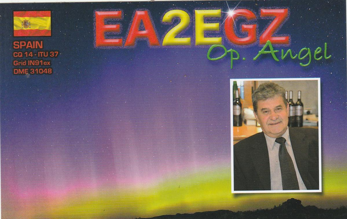 Primary Image for EA2EGZ