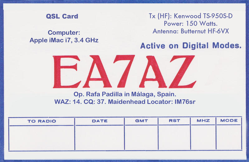 Primary Image for EA7AZ