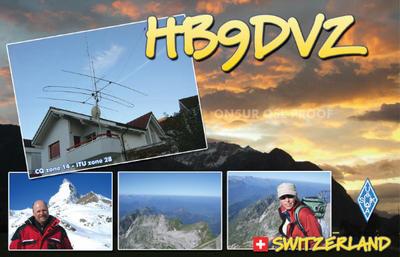 Primary Image for HB9DVZ