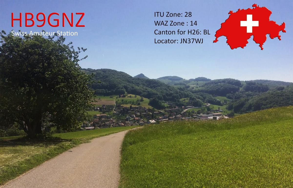 Primary Image for HB9GNZ