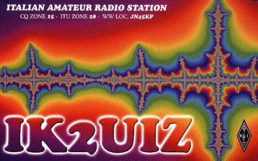 Primary Image for IK2UIZ