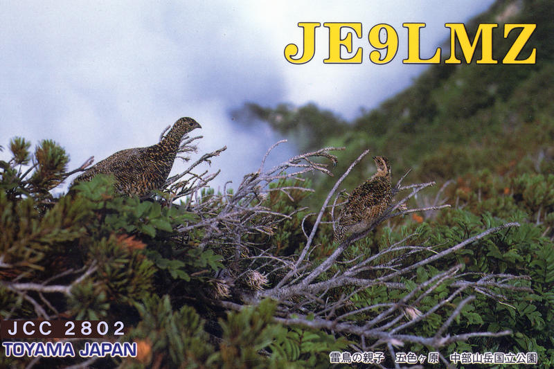 Primary Image for JE9LMZ