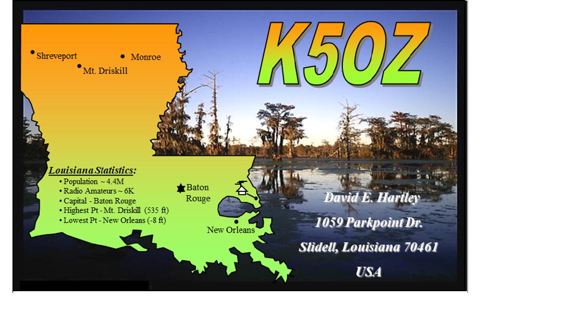 Primary Image for K5OZ