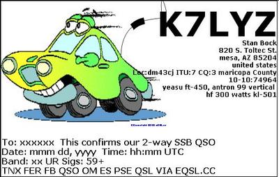 Primary Image for K7LYZ