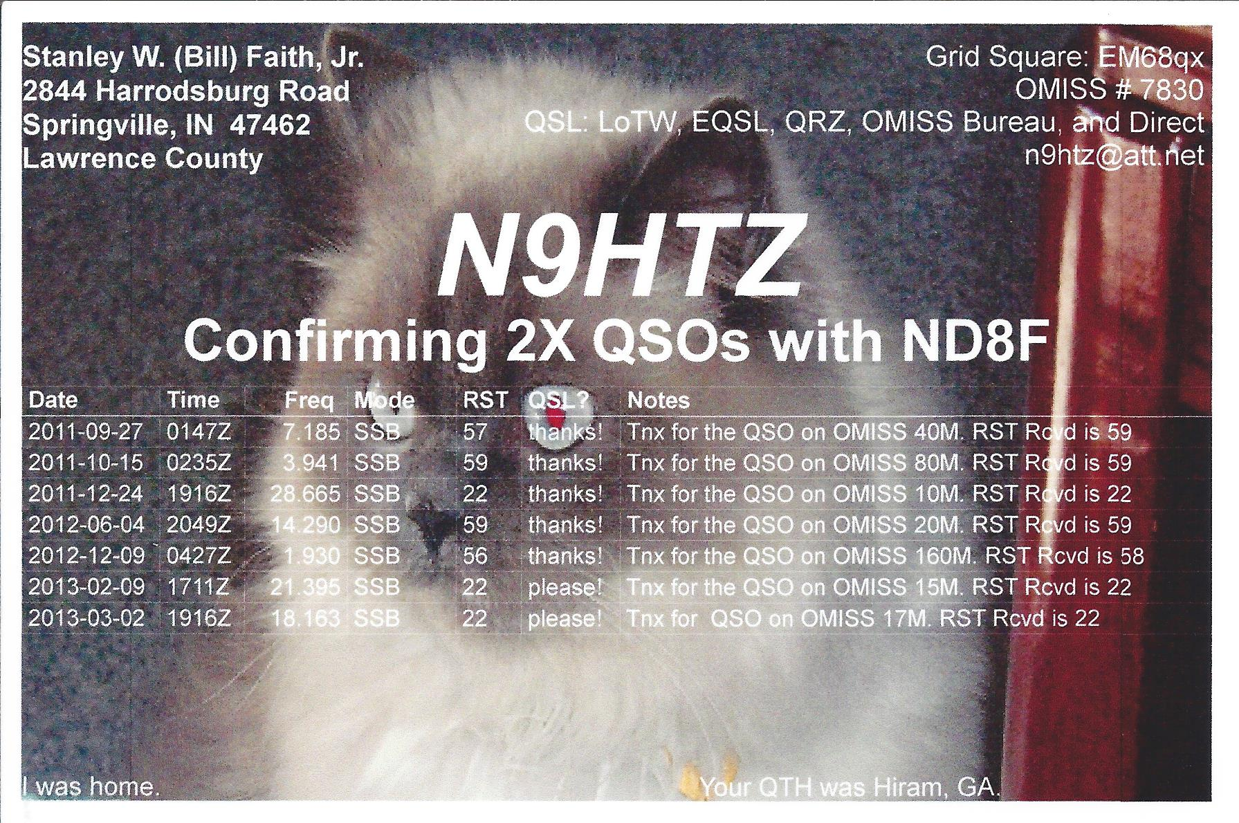 Primary Image for N9HTZ