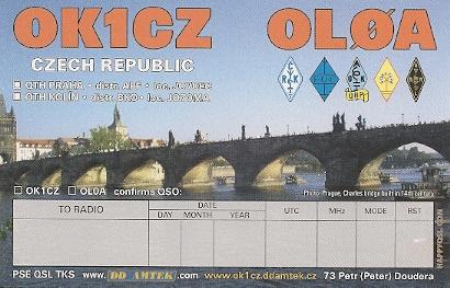 Primary Image for OK1CZ
