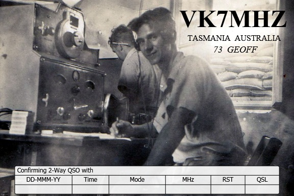 Primary Image for VK7MHZ