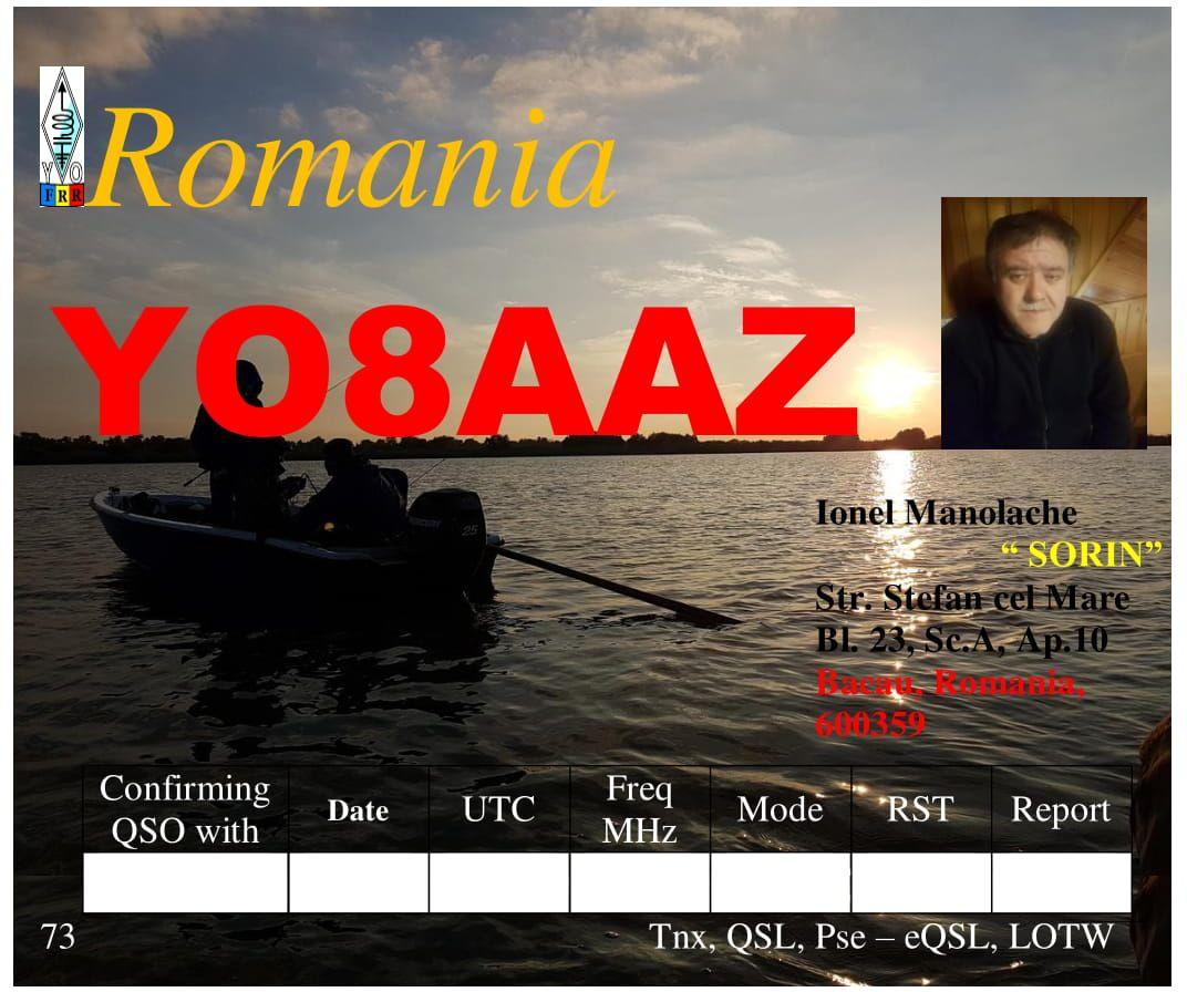 Primary Image for YO8AAZ